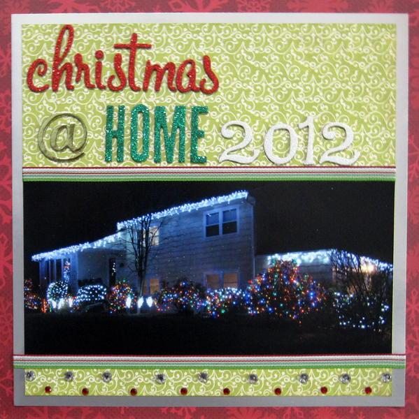 Christmas @ Home 2012