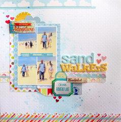 Sand Walkers