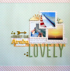 Sunset Sail Aruba