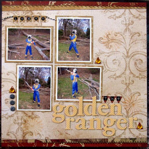 The Golden Ranger