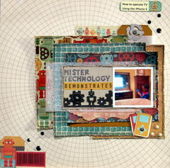 Mister Technology Demonstrates