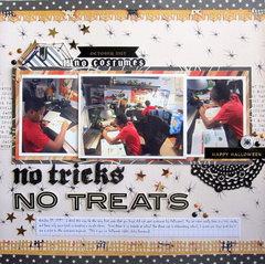 No Costumes No Tricks No Treats