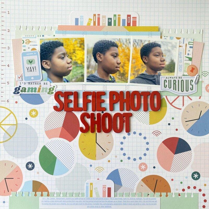 Selfie Photo Shoot