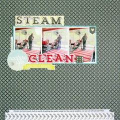 Steam Clean