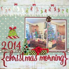 2014 Christmas Morning