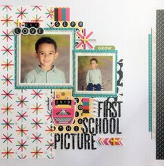 First School Picture