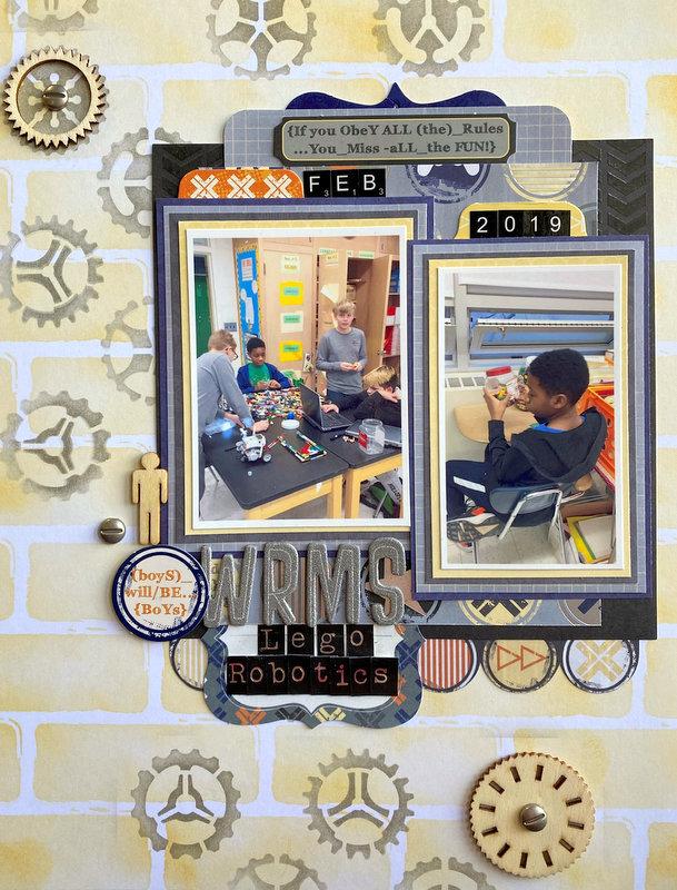 WRMS Lego Robotics