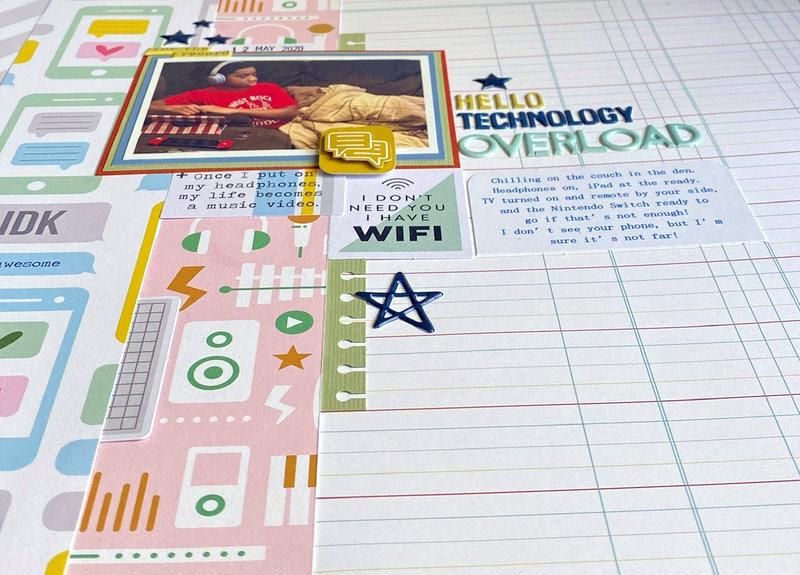 Hello Techology Overload