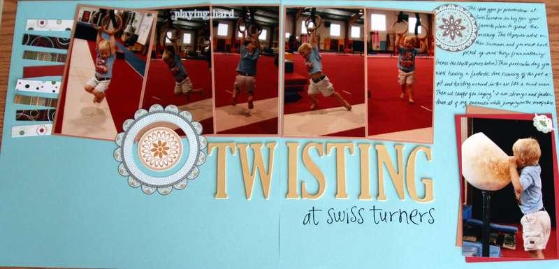 Twisting