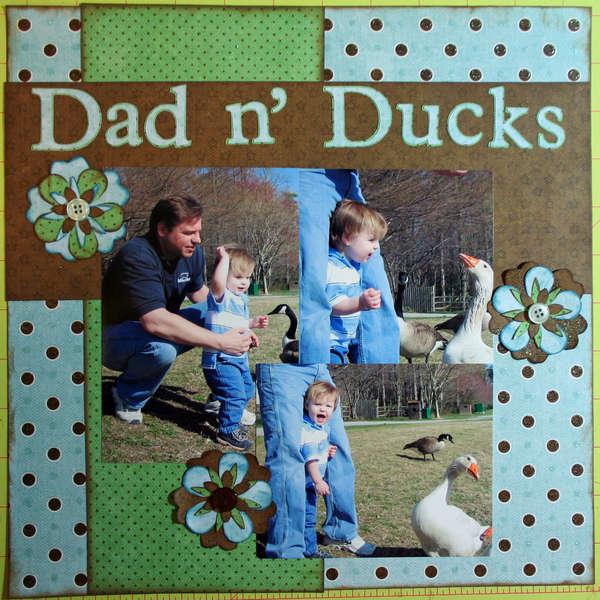 Dad n' Ducks