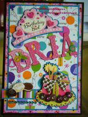 Bria's Birthday