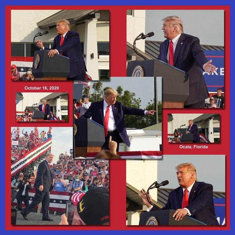 116 Trump Rally