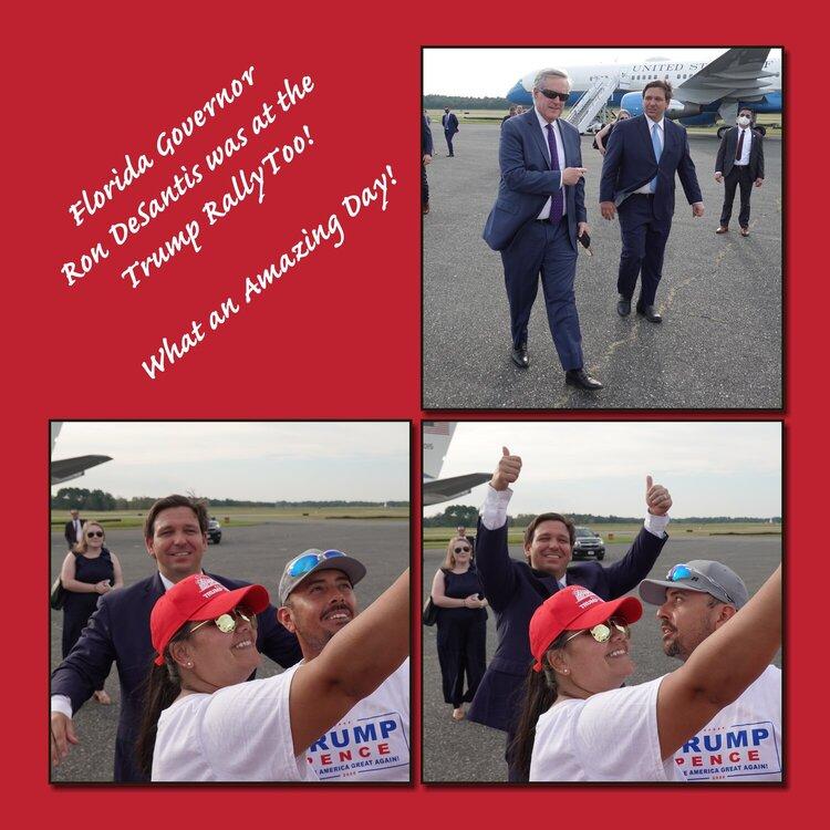 118 Trump Rally