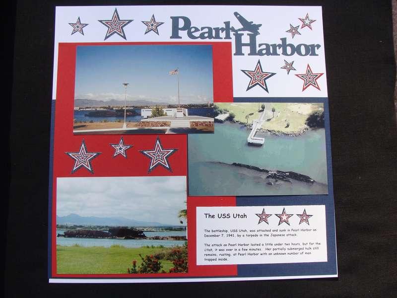 Pearl Harbor - USS Utah