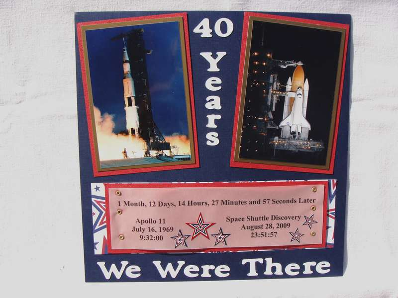 40 Years Later - We Were There