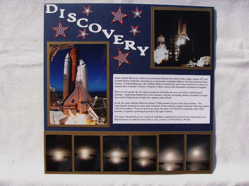 Space Shuttle Discovery - We Were There