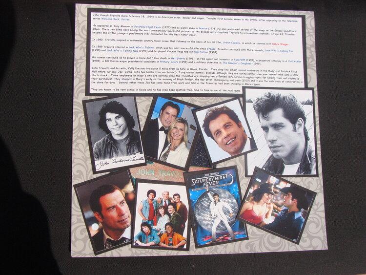 Hollywood Walk of Fame - John Travolta
