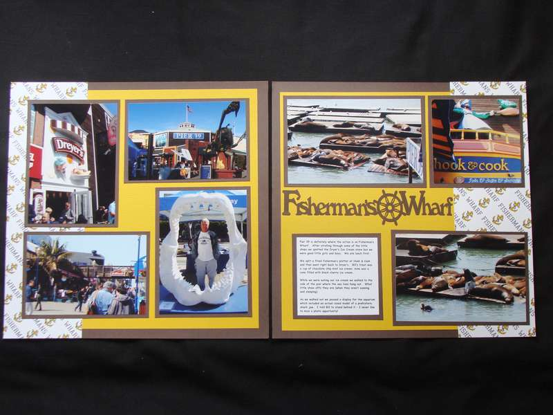 San Francisco - Fisherman's Wharf - Both