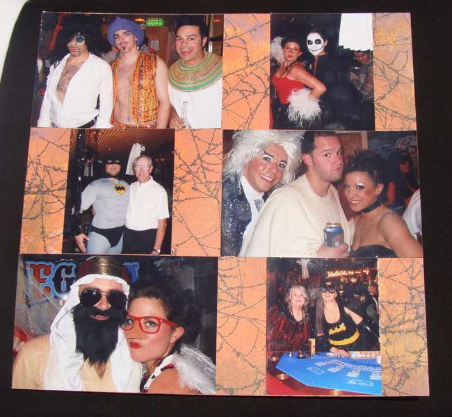 Halloween on the Cruise Ship 2