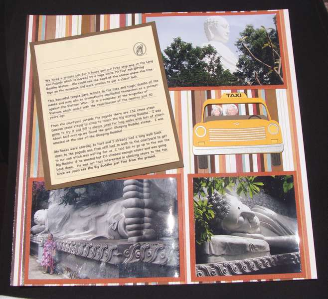 Good Morning Vietnam - Page 2 - Bill and me riding in the cab