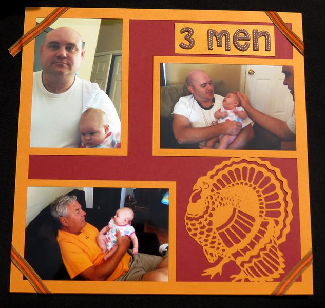 3 Men and a Baby - Left
