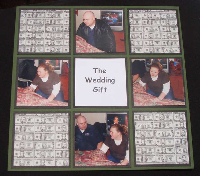 The Wedding Gift - Left
