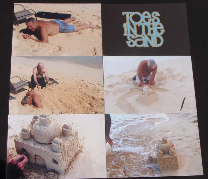Hawaii - Toes in the Sand