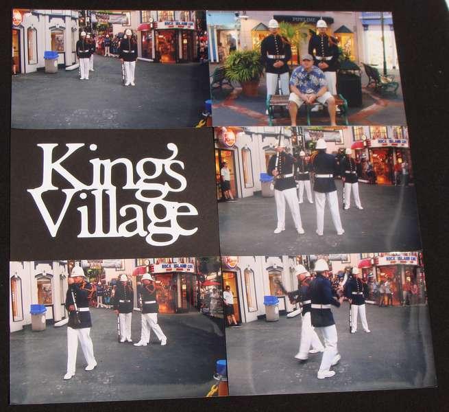 Hawaii - King's Village