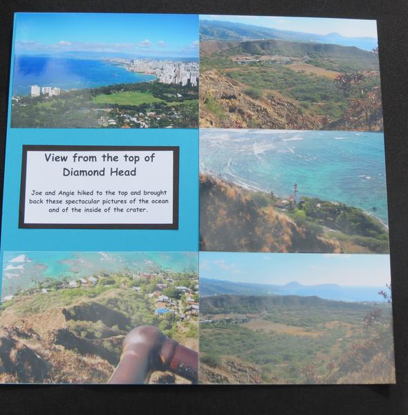 Hawaii - Misc. Scenic photos - right