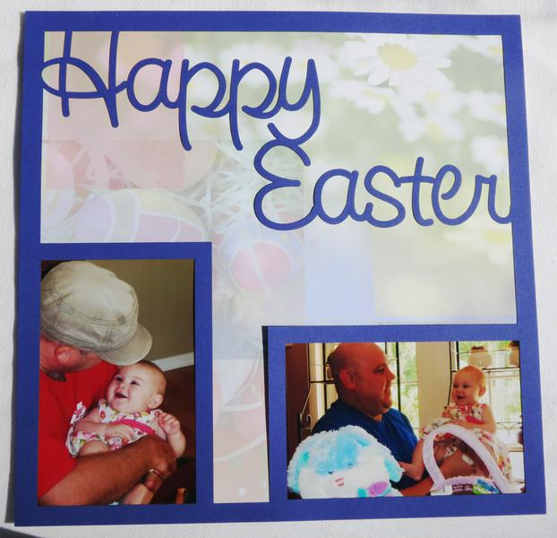 Happy Easter - Left
