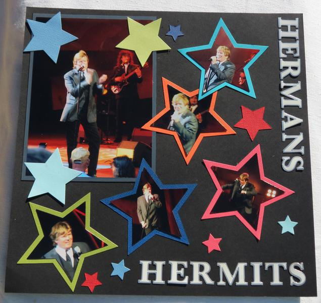 Herman's Hermans in concert - Right