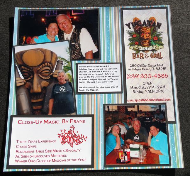 Road Trip to the Florida Keys - Yukatan Bar & Grill