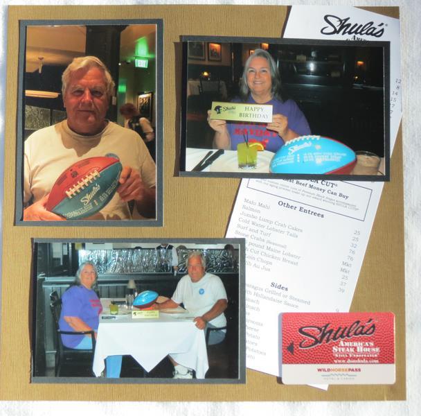 Henri-s 63rd birthday at Shula's - Right