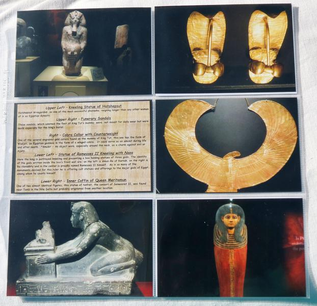 King Tut Exhibit 6