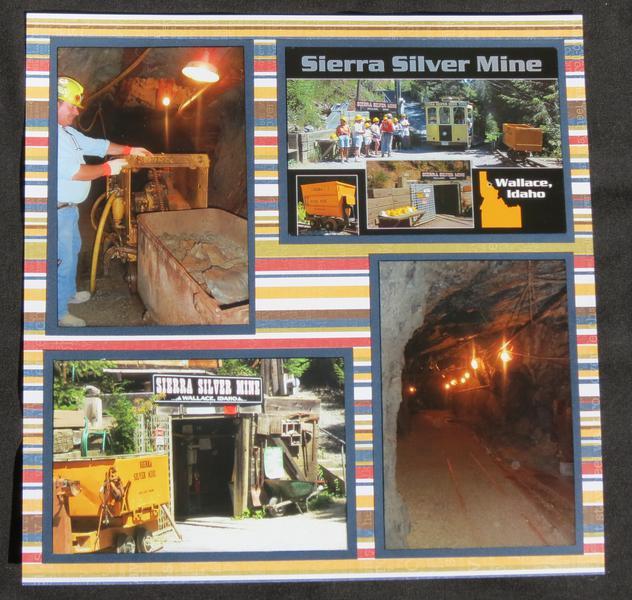Walace, Idaho - Silver Mine Tour 3