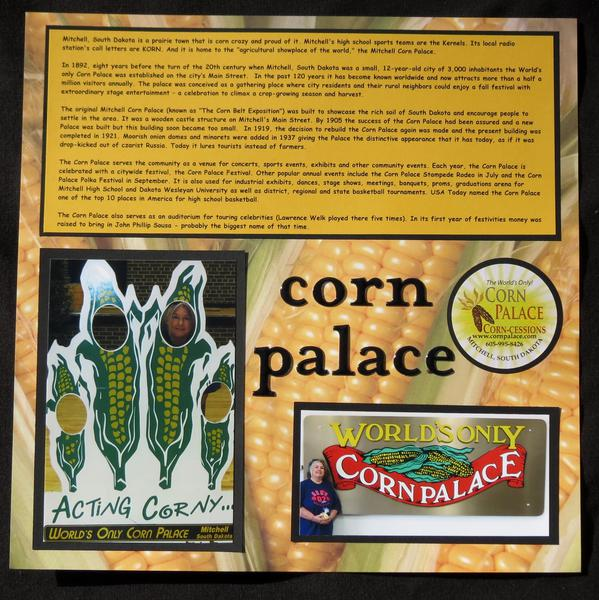 Corn Palace Left
