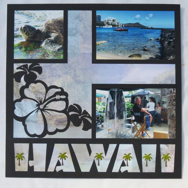Hawaii Title Page