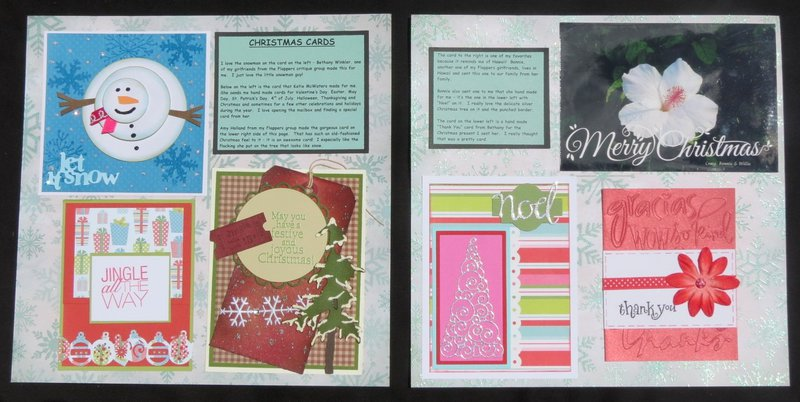 Christmas Cards - Both Sides