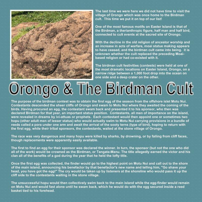 84 Easter Island - Rapa Nui