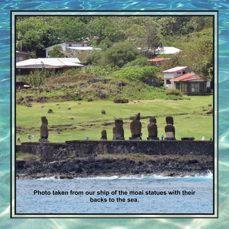 91 Easter Island - Rapa Nui