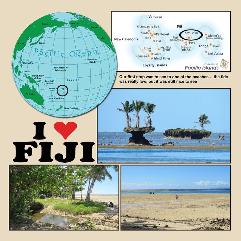332 Savusavu Fiji