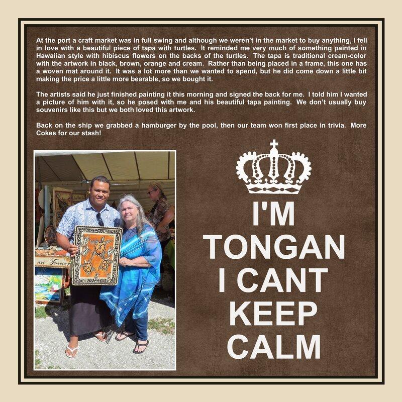 340 Tonga