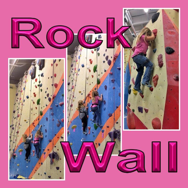 427 - Rock Wall