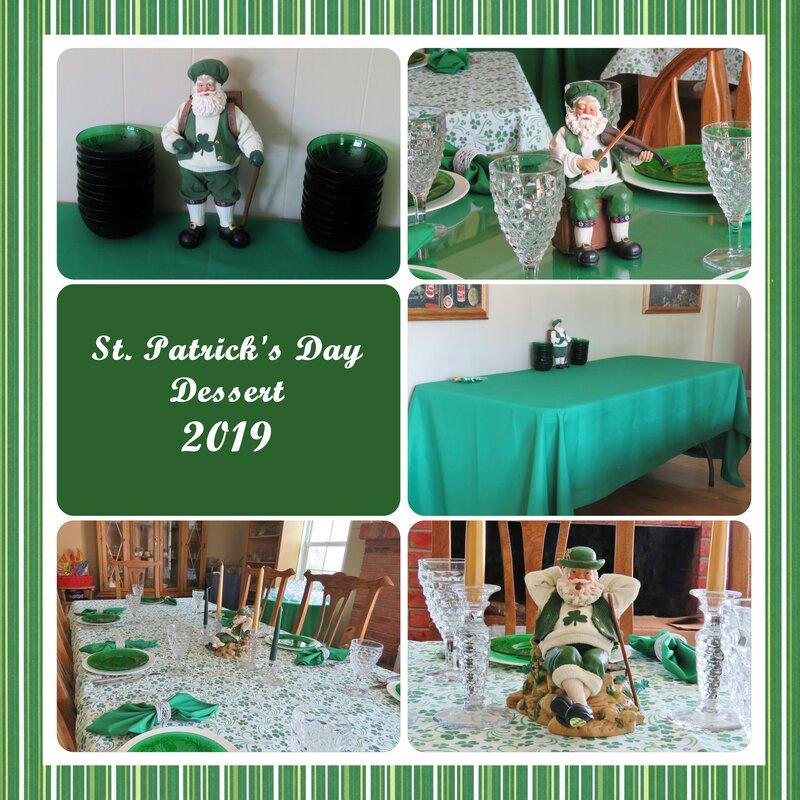 460 St. Patrick's Day Dessert