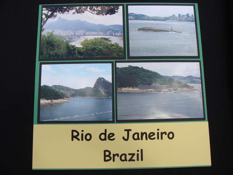 Rio de Janeiro - page 1