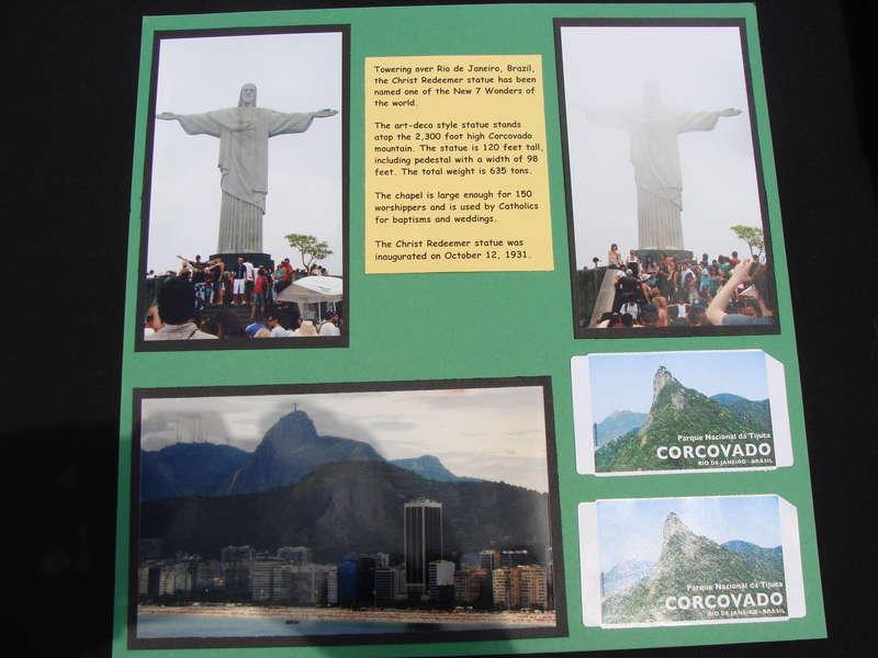 Rio de Janeiro - Christ Redeemer Statue