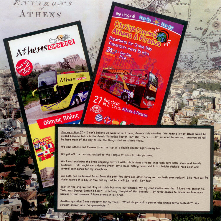 Athen, Greece Page 2