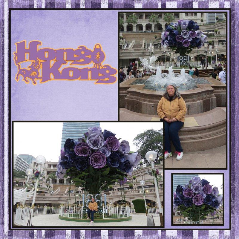 Page 305 - Volume Challenge- 2014 World Cruise - Hong Kong