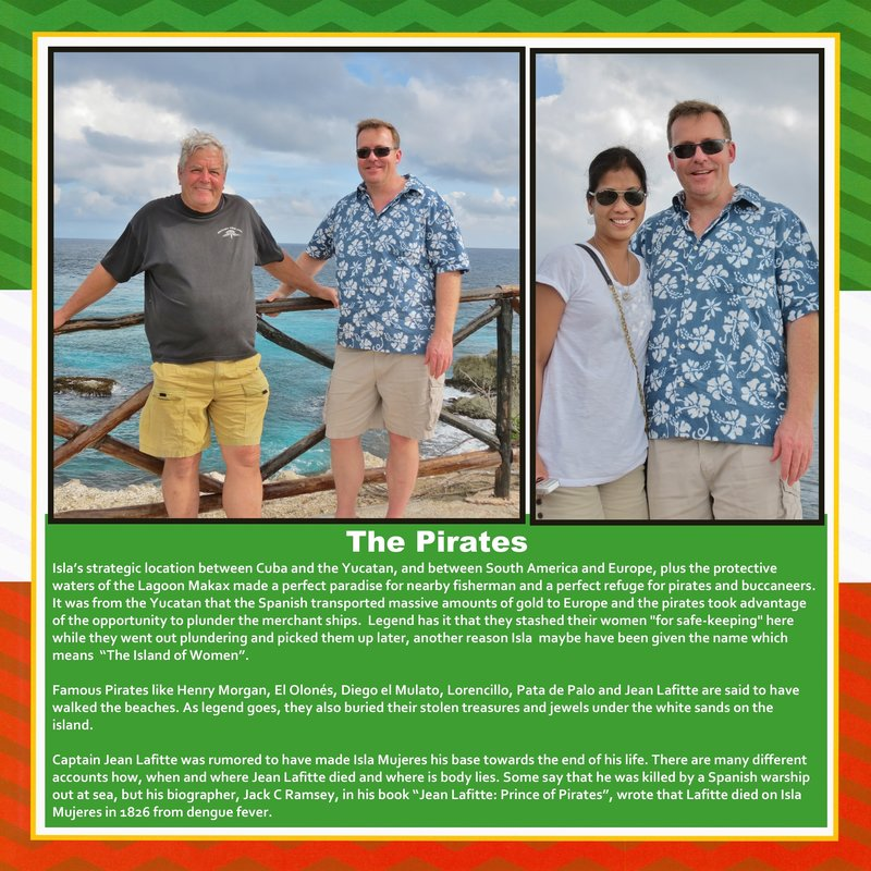 Page 879 - Volume Challenge Cancun (Isla Mujares), Mexico
