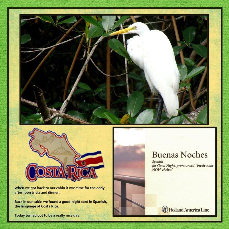 Page 147 Volume Challenge - 2014 World Cruise - Costa Rica